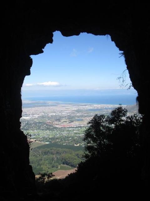 Elephant's Eye cave