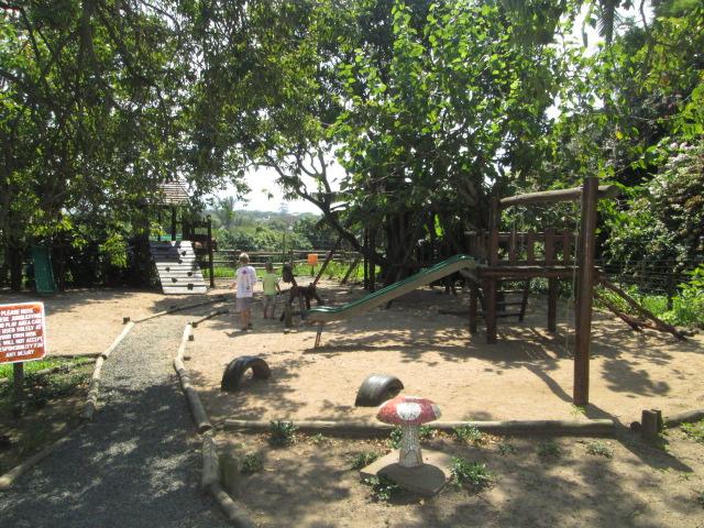Burnedale play area
