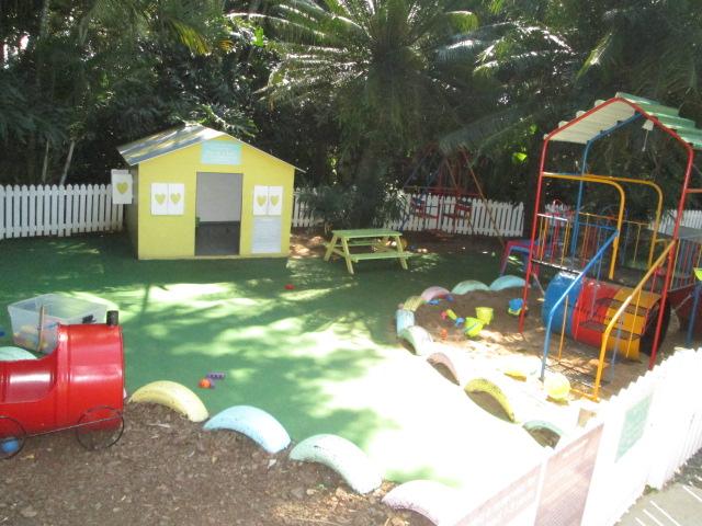 Burnedale under 5 play area