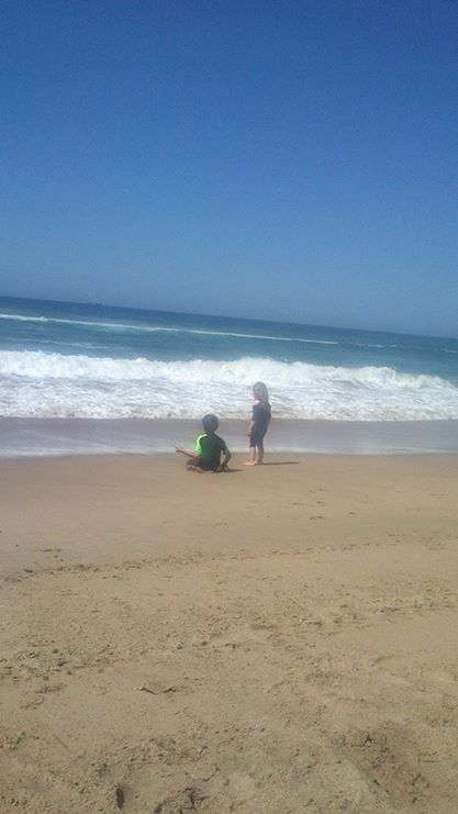 Sea gazing