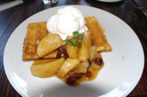 The Waffle House, Apple Waffle