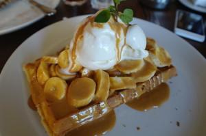 Waffle House - Banoffee Waffle
