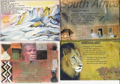 LiPS postcards