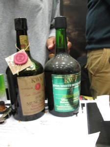 KWV vintage wines