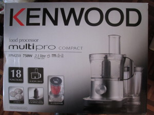Kenwood Food Processor Multi Pro