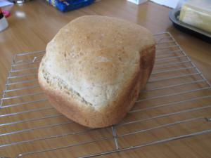 Ma Baker Bread loaf