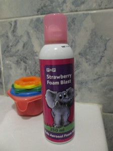 PnP Strawberry Foam Blast