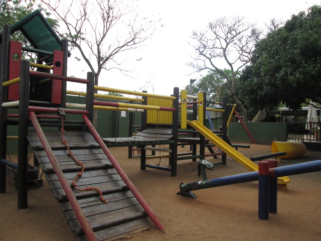 Marula's play area