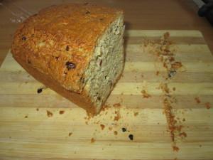 Rusks loaf