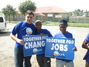 together for change
