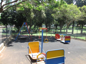 Mitchell Park disabled play area