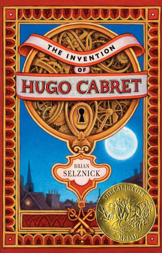 Hugo Cabret cover