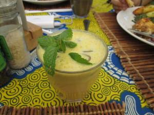 Leafy Greens juice
