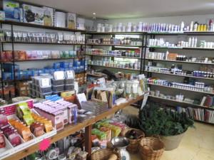 Leafy Greens shop