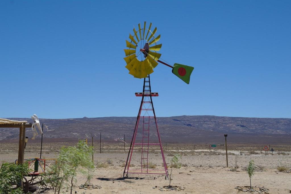 Tankwa Padstal windmill
