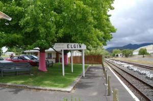 Winters Drift Elgin Station