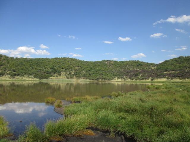 Tswaing basin