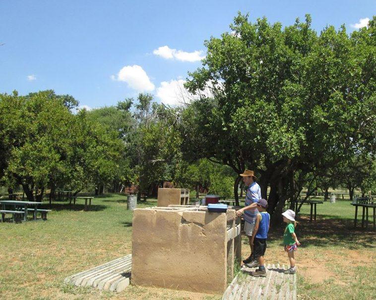 Tswaing braai and picnic site