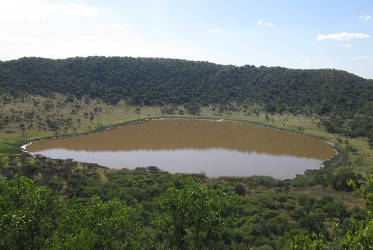 Tswaing Meteorite Crater South Africa