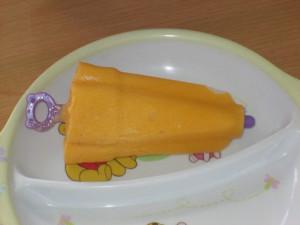 Mango lolly