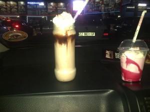 Kota Joe milkshake