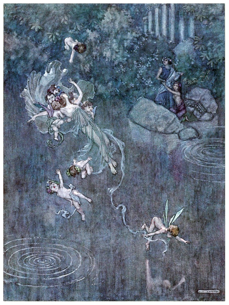 Heath Robinson - Midsummer Night's Dream