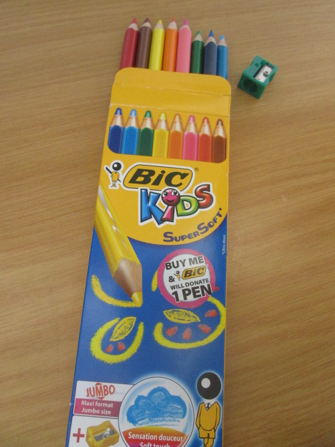 Bic Super Soft box