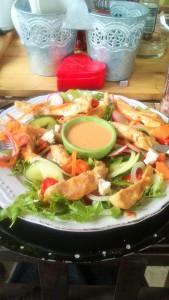 af chicken salad