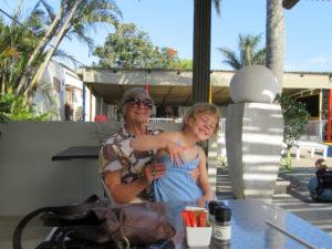 Karibu tea garden Mum & Acacia