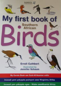 Sasol my first book of Birds