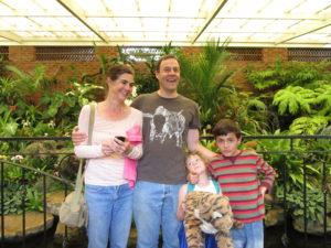 family botanic gardens