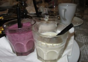 Yummy smoothies made with PediaSure
