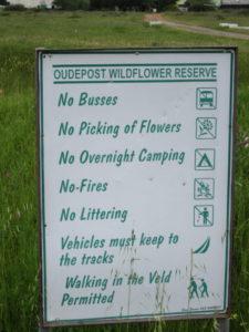 oudepost-wildflower-reserve
