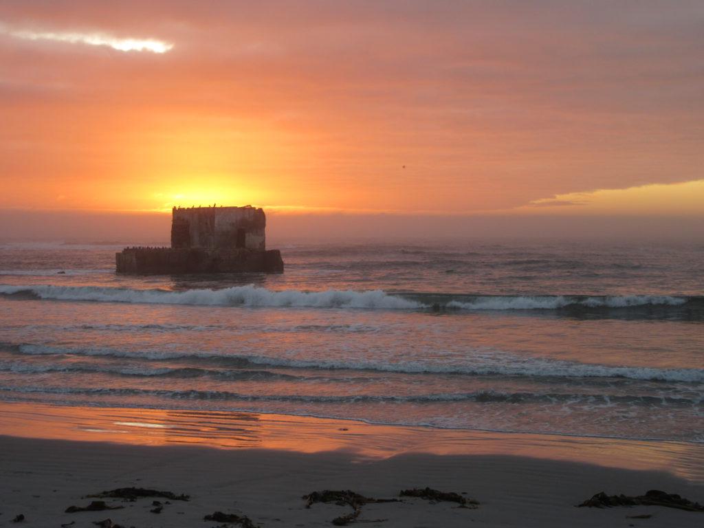 hondeklipbaai-sunset