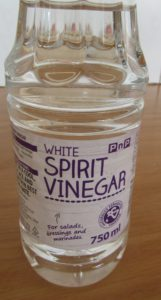 For about 2 years I have been using vinegar instead of rinse aid in the dishwasher. Works just as well and saves money