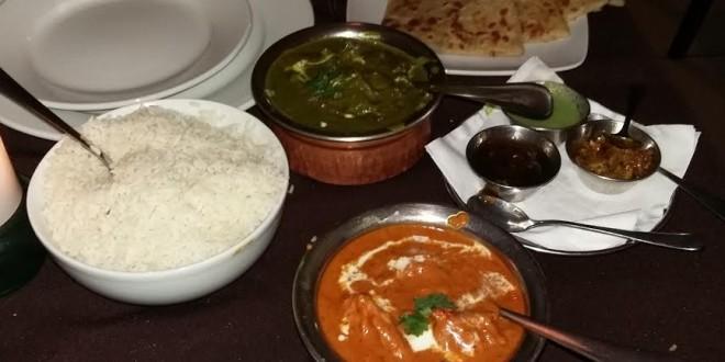 Date night at Masala Indian Restaurant in Boksburg