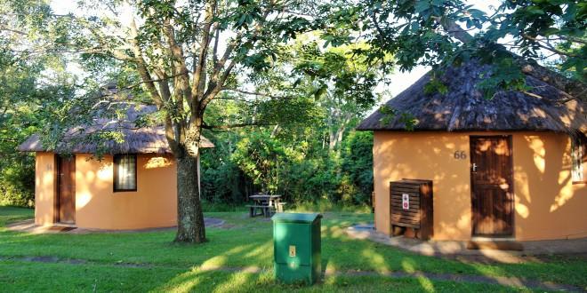 Hilltop Camp at Hluhluwe / Umfolozi Game Reserve